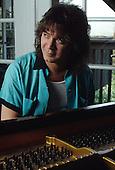 Eddie Van Halen...Photo session at Eddie's Los Angeles home