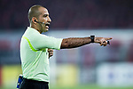 Fifa Referee Ali Sabah Al-Qaysi of Iraq during the AFC Champions League 2017 Group G match between Guangzhou Evergrande FC (CHN) vs Suwon Samsung Bluewings (KOR) at the Tianhe Stadium on 09 May 2017 in Guangzhou, China. Photo by Yu Chun Christopher Wong / Power Sport Images