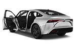 Car images of 2021 Toyota Mirai Limited 4 Door Sedan Doors