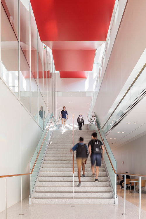 Edward St John Learning and Teaching Center at University of Maryland | Ayers Saint Gross