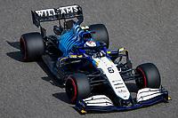 26th March 2021; Sakhir, Bahrain; F1 Grand Prix of Bahrain, Free Practice sessions;  06 LATIFI Nicholas (can), Williams Racing F1 FW43B during Formula 1 Gulf Air Bahrain Grand Prix 2021
