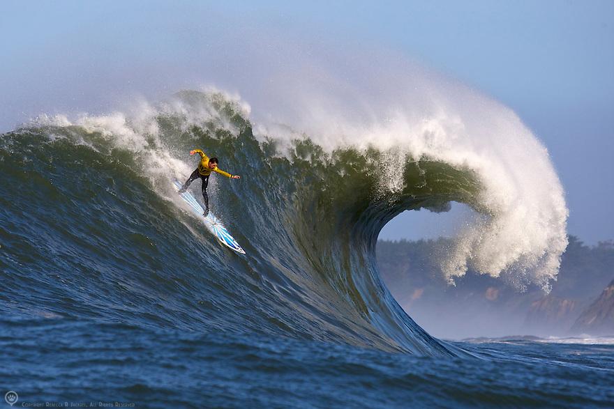 Mavericks Surf Competition 2010, Half Moon Bay, California