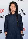 Chloe Zhao  best director at the Golden Globes 2021