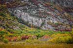 Champlain Mountain in Acadia National Park, Maine, USA