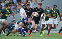 25th September 2021; Townsville, Gold Coast, Australia;  Jordie Barrett.<br /> All Blacks versus Springboks. The Rugby Championship. 100th Rugby Union test match between New Zealand and South Africa.