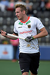 NED - Amsterdam, Netherlands, August 20: During the men Pool B group match between Germany (white) and Ireland (green) at the Rabo EuroHockey Championships 2017 August 20, 2017 at Wagener Stadium in Amsterdam, Netherlands. Final score 1-1. (Photo by Dirk Markgraf / www.265-images.com) *** Local caption *** Niklas Wellen #9 of Germany