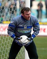 Taibi Atalanta<br /> Calcio 2002/2003<br /> Foto Andrea Staccioli/Insidefoto