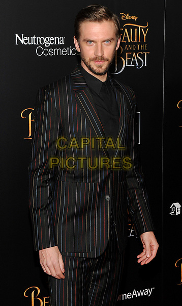 NEW YORK, NY - March 13 : Dan Stevens attends the 'Beauty And The Beast' New York screening at Alice Tully Hall, Lincoln Center on March 13, 2017 in New York City.<br /> CAP/MPI/JP<br /> ©JP/MPI/Capital Pictures