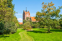Kirche von Linum, Fehrbellin, Ostprignitz-Ruppin, Brandenburg, Deutschland