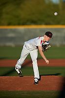 Cade Barnett during the Under Armour All-America Tournament powered by Baseball Factory on January 19, 2020 at Sloan Park in Mesa, Arizona.  (Zachary Lucy/Four Seam Images)