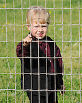 """Amish boy behind fence Pennsylvania Dutch country in Lancaster County PA, Pennsylvania Dutch in Amish Country Lancaster County Pennsylvania, Amish, Horse and buggy with amish family on backroads of Pennsylvainia, buggy, amish family, buggy and horse, Commonwealth of Pennsylvania, Commonwealth of Pennsylvania, natives, Northeasterners, Middle Atlantic region, Philadelphia, Keystone State, 1802, Thirteen Colonies, Declaration of Independence, State of Independence, Liberty, Conestoga wagons, Quaker Province, Founding Fathers, 1774, Constitution written, Photography history, Fine art by Ron Bennett Photography.com, Stock Photography, Fine art Photography and Stock Photography by Ronald T. Bennett Photography ©, All rights reserved copyright Ron Bennett Photography.Com, FINE ART and STOCK PHOTOGRAPHY FOR SALE, CLICK ON  """"ADD TO CART"""" FOR PRICING,"""