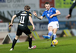 St Johnstone v Livingston…12.12.20   McDiarmid Park      SPFL<br />Captain Jason Kerr on his return from injury<br />Picture by Graeme Hart.<br />Copyright Perthshire Picture Agency<br />Tel: 01738 623350  Mobile: 07990 594431