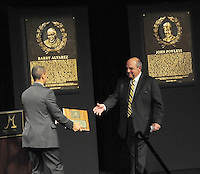 2009 Wisconsin Athletic Hall of Fame induction ceremony