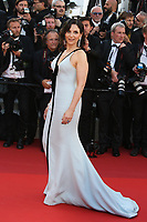 JULIETTE BINOCHE - RED CARPET OF THE 70TH ANNIVERSARY CEREMONY AT THE 70TH FESTIVAL OF CANNES 2017