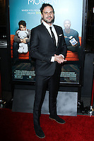 """LOS ANGELES, CA - JANUARY 27: Tom Gormican at the Los Angeles Premiere Of Focus Features' """"That Awkward Moment"""" held at Regal Cinemas L.A. Live on January 27, 2014 in Los Angeles, California. (Photo by David Acosta/Celebrity Monitor)"""