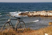 - Puglia, Otranto, la costa a sud della città<br /> <br /> - Apulia, Otranto, the coast south of the city