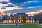 Mar. 31, 2016; Rockne Memorial (Photo by Matt Cashore/University of Notre Dame)