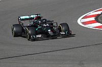 10th October 2020, Nuerburgring, Nuerburg, Germany; FIA Formula 1 Eifel Grand Prix, Qualifying sessions;  44 Lewis Hamilton GBR, Mercedes-AMG Petronas Formula One Team