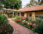 Mission San Luis Obispo de Tolosa, the fifth mission founded on California mission chain.