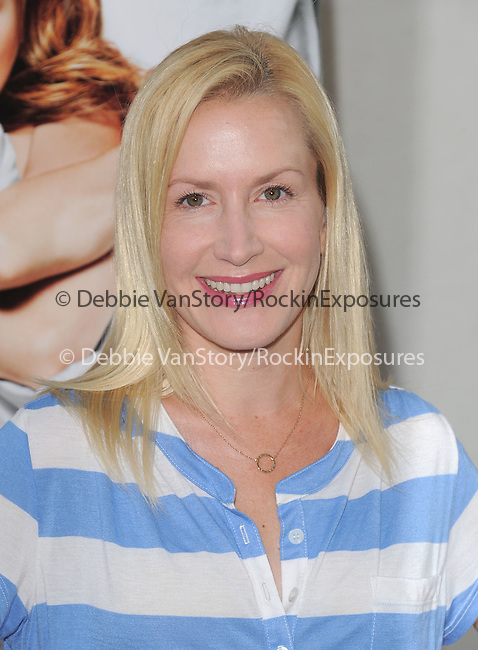 "Angela Kinsey attends the L.A. Premiere of ""A Little Help"" held at Sony Pictures Studios in Culver City ,California on July 14,2011                                                                               © 2011 DVS / Hollywood Press Agency"