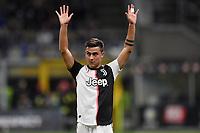 Paulo Dybala of Juventus <br /> Milano 6-10-2019 Stadio Giuseppe Meazza <br /> Football Serie A 2019/2020 <br /> FC Internazionale - Juventus FC <br /> Photo Andrea Staccioli / Insidefoto