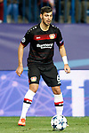 Bayer 04 Leverkusen's Aleksandar Dragovic during Champions League 2016/2017 Round of 16 2nd leg match. March 15,2017. (ALTERPHOTOS/Acero)