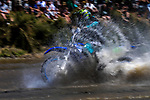 Paul Whibley competes in River Race one. 2021 New Zealand Motocross Grand Prix at Old Gorge Road in Woodville , New Zealand on Sunday, 31  January 2021. Photo: Dave Lintott / lintottphoto.co.nz