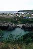 """Campsite """"Entre Playas"""" at the Atlantic Coast near Llanes<br /> <br /> Camping """"Entre Playas"""" en las orillas del Mar cerca de Llanes<br /> <br /> Zeltplatz """"Entre Playas"""" an der Atlantikküste in der Nähe von Llanes<br /> <br /> 2657 x 1772 px<br /> Original: 35 mm slide transparency"""