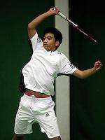 6-12-09, Almere, Tennis, REAAL winterjeugdcircuit, Masters,  Russel  Josh Evangelista
