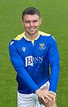 Glenn Middleton, St Johnstone FC...2021-22 Season<br /> Picture by Graeme Hart.<br /> Copyright Perthshire Picture Agency<br /> Tel: 01738 623350  Mobile: 07990 594431