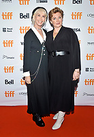 "16 September 2021 - Toronto, Ontario, Canada - Trudie Styler, Camille Griffin. 2021 Toronto International Film Festival - ""Silent Night"" Premiere held at Roy Thomson Hall. Photo Credit: Brent Perniac/AdMedia"