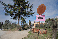 """""""That way to Siena""""<br /> <br /> 11th Strade Bianche 2017 recon"""