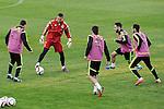 20150325 Spanis Football Team Training Session
