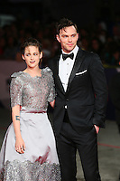Kristen Stewart and Nicholas Hoult attends the red carpet for the premiere of the movie 'Equals' during 72nd Venice Film Festival at Palazzo Del Cinema in Venice, Italy, September 5.<br /> UPDATE IMAGES PRESS/Stephen Richie