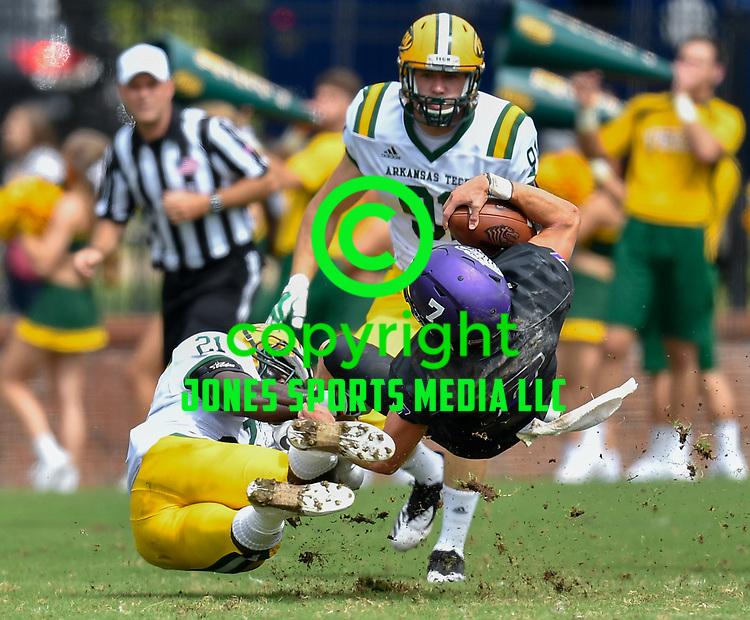 GAC Football 2018 - Arkansas Tech at Quachita Baptist