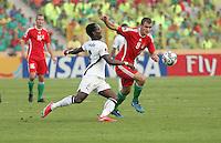 Hungary vs Ghana, October 13, 2009