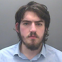 2018 12 10 Alex Barnes jailed by Cardiff Crown Court, Wales, UK