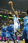 The New Orleans Hornets defeat the Washington Wizards, 97-89, in NBA action at the New Orleans Arena. Images within this gallery are not for available for purchase or distribution and are here solely as a representation of my photography.