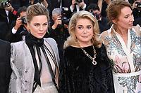 CANNES, FRANCE. July 10, 2021: Melissa George, Catherine Deneuve & Emmanuelle Bercot at the premiere of Peaceful (De Son Vivant) at the 74th Festival de Cannes.<br /> Picture: Paul Smith / Featureflash