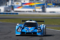 #19 Performance Tech Motorsports Ligier JS P3, LMP3: Bradley Baker, Kyle Masson, Dean Baker