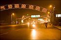 2006- Chine- Pékin la nuit.