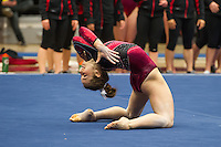 Stanford Women's Gymnastics vs. Cal, March 3, 2014