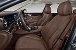 Front seat view of 2017 Mercedes Benz E-Class All-Terrain 5 Door Wagon Front Seat  car photos