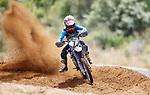 Richard Spencer, 85cc 8-11 years. New Zealand Motocross Age Group Nationals, TECT All Terrain Park, Bay of Plenty, Sunday 7 February 2021. Photo: Simon Watts/www.bwmedia.co.nz