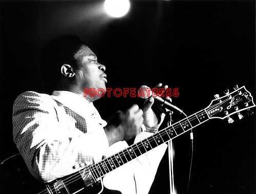 B B KING 1978.© Chris Walter.Photofeatures International