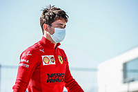 30th April 2021; Algarve International Circuit, in Portimao, Portugal; F1 Grand Prix of Portugal, Free practise:  LECLERC Charles (mco), Scuderia Ferrari SF21