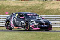 Rounds 3,4 & 5 of the 2020 British Touring Car Championship. #66 Josh Cook. BTC Racing. Honda Civic Type R.