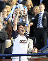 24/05/2008   Copyright Pic: James Stewart.File Name : sct_jspa11_qots_v_rangers.BARRY FERGUSON LIFTS THE SCOTTISH CUP.....James Stewart Photo Agency 19 Carronlea Drive, Falkirk. FK2 8DN      Vat Reg No. 607 6932 25.Studio      : +44 (0)1324 611191 .Mobile      : +44 (0)7721 416997.E-mail  :  jim@jspa.co.uk.If you require further information then contact Jim Stewart on any of the numbers above........
