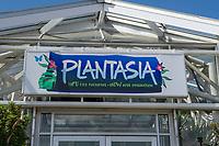 A general view of Plantasia at Parc Tawe, Swansea, Wales, UK. Thursday 06 June 2019