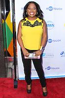 NEW YORK CITY, NY, USA - SEPTEMBER 23: Sherri Shepard arrives at the NYTough Comedy Showcase held at Caroline's On Broadway on September 23, 2014 in New York City, New York, United States. (Photo by Jeffery Duran/Celebrity Monitor)